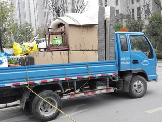绵阳搬家物流方便快捷低价格24小时服务