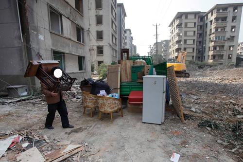 略阳县搬家到梓潼县城区,专车货运拉货