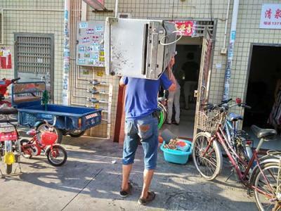 绵阳涪城区学生小型搬家