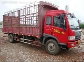 绵阳货运只做包车业务、上面取货